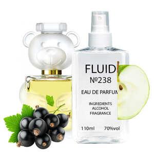Парфуми FLUID №238 (аромат схожий на Moschino Toy 2) Жіночі 110 ml