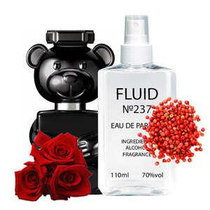 Парфуми FLUID №237 (аромат схожий на Moschino Toy Boy) Чоловічі 110 ml