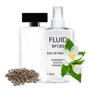 Парфуми FLUID №189 (аромат схожий на Narciso Rodriguez For Her Pure Musc) Жіночі 110 ml