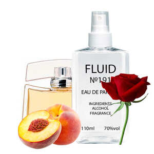 Парфуми FLUID №191 (аромат схожий на Nina Ricci Love in Paris) Жіночі 110 ml