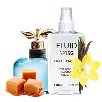 Парфуми FLUID №192 (аромат схожий на Nina Ricci LUNA) Жіночі 110 ml