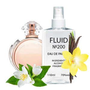 Парфуми FLUID №200 (аромат схожий на Paco Rabanne Olympea) Жіночі 110 ml