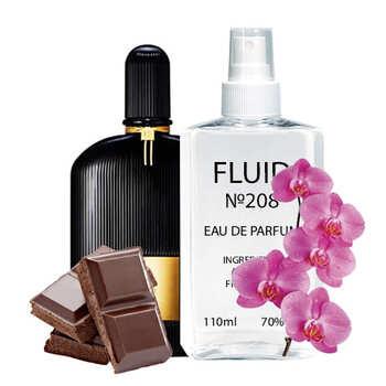 Парфуми FLUID №280 (аромат схожий на Tom Ford Black Orchid) Унісекс 110 ml