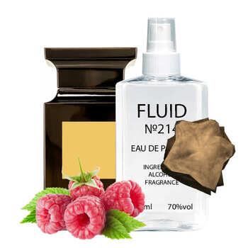 Парфуми FLUID №214 (аромат схожий на Tom Ford Tuscan Leather) Унісекс 110 ml