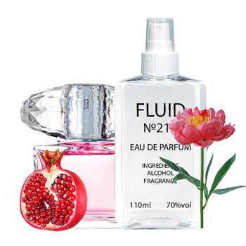 Парфуми FLUID №217 (аромат схожий на Versace Bright Crystal) Жіночі 110 ml