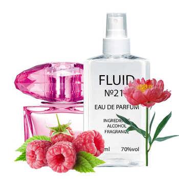 Парфуми FLUID №218 (аромат схожий на Versace Bright Crystal Absolu) Жіночі 110 ml