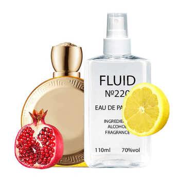 Парфуми FLUID №220 (аромат схожий на Versace Eros Pour Femme) Жіночі 110 ml