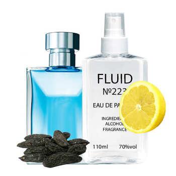 Парфуми FLUID №223 (аромат схожий на Versace Versace Pour Homme) Чоловічі 110 ml