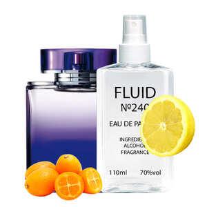 Парфуми FLUID №240 (аромат схожий на Versace Versus) Жіночі 110 ml