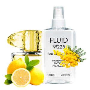 Парфуми FLUID №226 (аромат схожий на Versace Yellow Diamond) Жіночі 110 ml