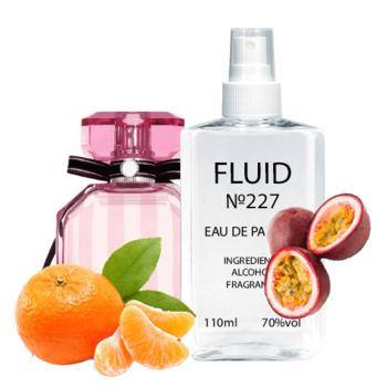 Парфуми FLUID №227 (аромат схожий на Victoria`s Secret Bombshell) Жіночі 110 ml