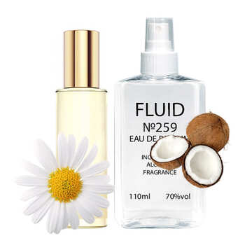 Парфуми FLUID №259 (аромат схожий на Victoria's Secret Coconut Passion) Жіночі 110 ml