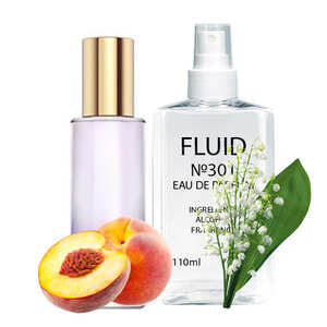Парфуми FLUID №301 (аромат схожий на Victoria's Secret Love Spell) Жіночі 110 ml
