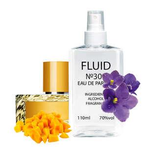 Парфуми FLUID №308 (аромат схожий на Vilhelm Parfumerie Mango Skin) Унісекс 110 ml