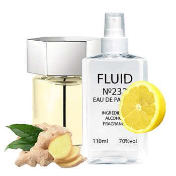 Парфуми FLUID №234 (аромат схожий на Yves Saint Laurent L'Homme) Чоловічі 110 ml