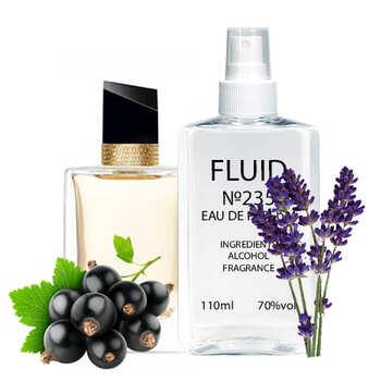 Парфуми FLUID № 235 (аромат схожий на Yves Saint Laurent Libre) Жіночі 110 ml