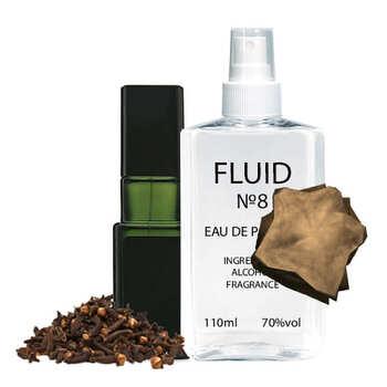 Духи FLUID №8 (аромат похож на Jacques Bogart Bogart) Мужские 110 ml
