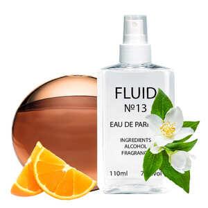 Духи FLUID №13 (аромат похож на Bvlgari Aqva Amara) Мужские 110 ml