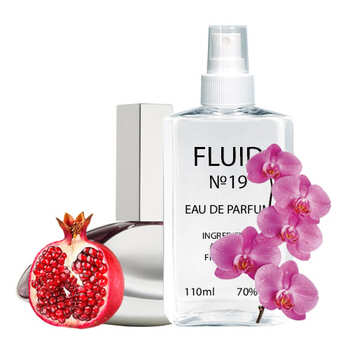 Духи FLUID №19 (аромат похож на Calvin Klein Euphoria Women) Женские 110 ml