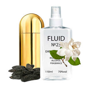 Духи FLUID №23 (аромат похож на Carolina Herrera 212 VIP) Женские 110 ml