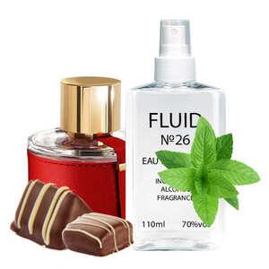 Духи FLUID №26 (аромат похож на Carolina Herrera CH) Женские 110 ml