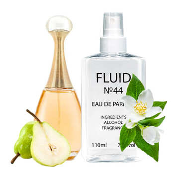 Духи FLUID №44 (аромат похож на Christian Dior J'adore) Женские 110 ml