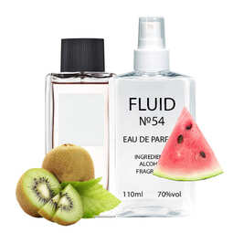 Духи FLUID №54 (аромат похож на Dolce&Gabbana 3 L'Imperatrice) Женские 110 ml