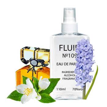 Духи FLUID №109 (аромат похож на Guy Laroche woman Fidji) Женские 110 ml