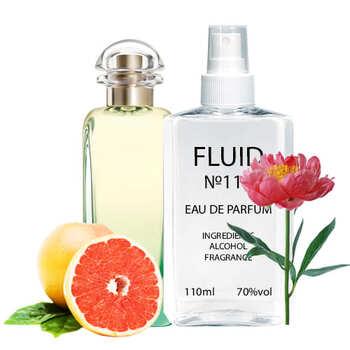 Духи FLUID №111 (аромат похож наHermes Un Jardin Sur Le Nil) Женские 110 ml