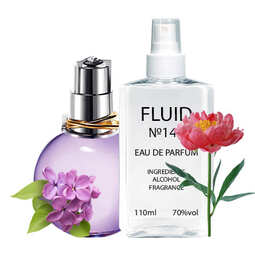Духи FLUID №144 (аромат похож на Lanvin Eclat d'Arpege) Женские 110 ml