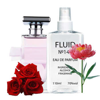 Духи FLUID №146 (аромат похож на Lanvin Jeanne Lanvin) Женские 110 ml