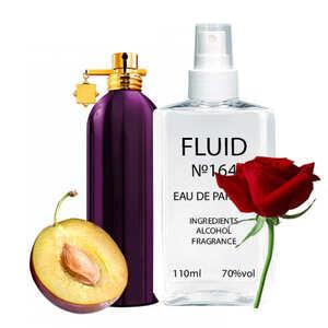 Духи FLUID №164 (аромат похож на Montale Dark Purple) Женские 110 ml