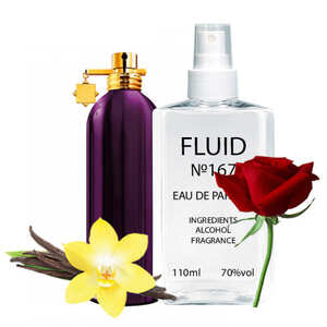 Духи FLUID №167 (аромат похож на Montale Intense Cafe) Унисекс 110 ml