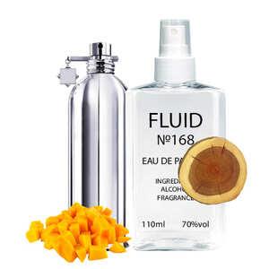 Духи FLUID №168 (аромат похож на Montale Mango Manga) Унисекс 110ml