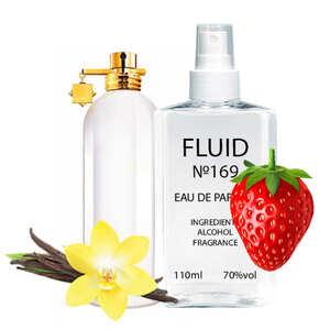 Духи FLUID №169 (аромат похож на Montale Mukhallat) Унисекс 110 ml