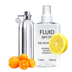 Духи FLUID №178 (аромат похож на Montale Soleil De Capri) Женские 110 ml