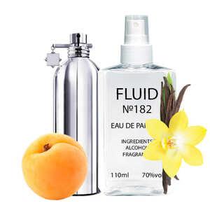 Духи FLUID №182 (аромат похож на Montale Vanilla Extasy) Унисекс 110 ml