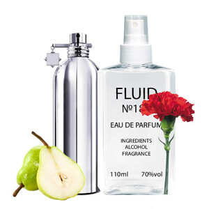 Духи FLUID №185 (аромат похож на Montale Wild Pears) Женские 110 ml