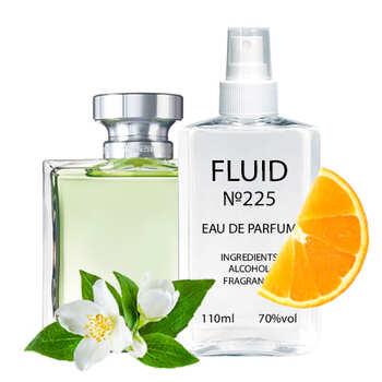 Духи FLUID №225 (аромат похож на Versace Versense) Женские 110 ml