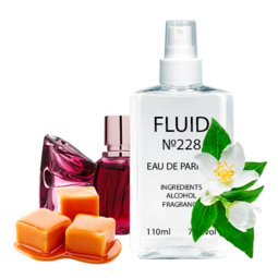 Духи FLUID №228 (аромат похож на Viktor & Rolf Bon bon) Женские 110 ml